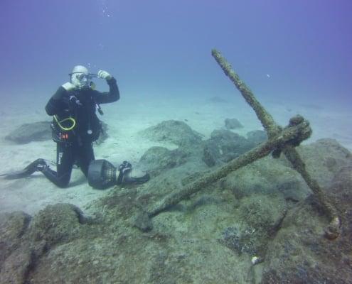 inmersión en Abades