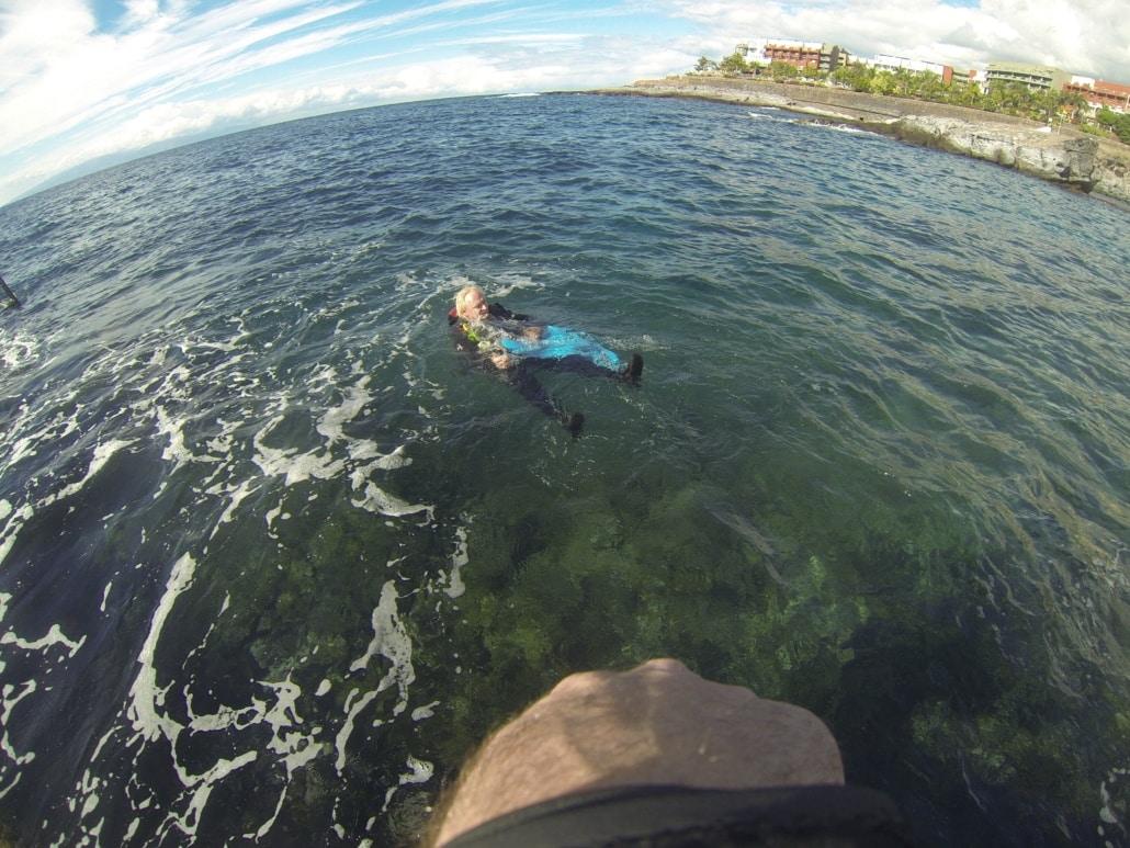 Entrada de inmersión en Marazul