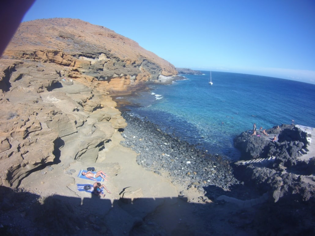 Sitio de Buceo Tenerife