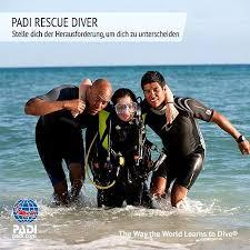 Curso de Rescue diver